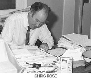 Chris Rose