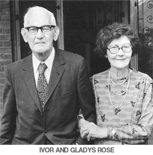 Ivor and Gladys Rose